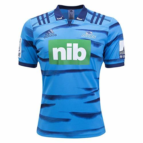 adidas Blues Home Rugby Jersey, 2X-Large