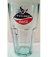 32 oz Coca Cola Texans Glass - $9.90