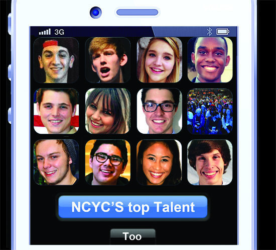 Ncyc s top talent too   vol 2   compilation
