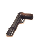 Wanted Angelina Jolie Wesley (James McAvoy) Pistol with Hand carved grip... - $799.99