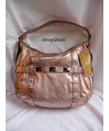 Botkier Studio Handbag Rose Metal Swarovski Crystals Reduced - $150.00