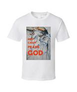 Keep Calm Praise God Gildan and Alstyle T Shirt - $20.99