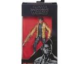 Star Wars: The Force Awakens Black Series 6 Inch Finn