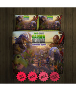Plants Vs Zombies Blanket Large & 2 Pillow Cases #94732217,94732218(2) - $83.00
