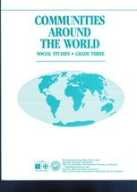 Communities Around The World  Social Studies- Grade Three - $3.50