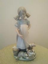 "Lladro Porcelain Figurine ""Playful Kittens"" - $120.00"