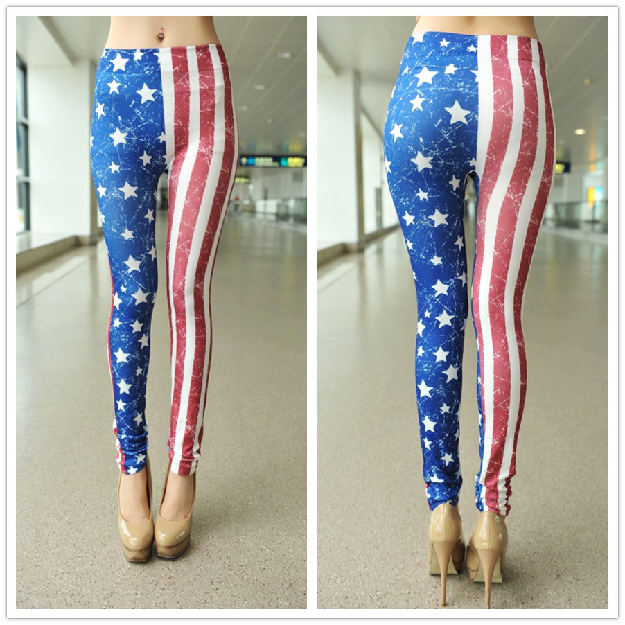 a21372103dc320 American Flag July 4th Leggings Pants Star and 10 similar items