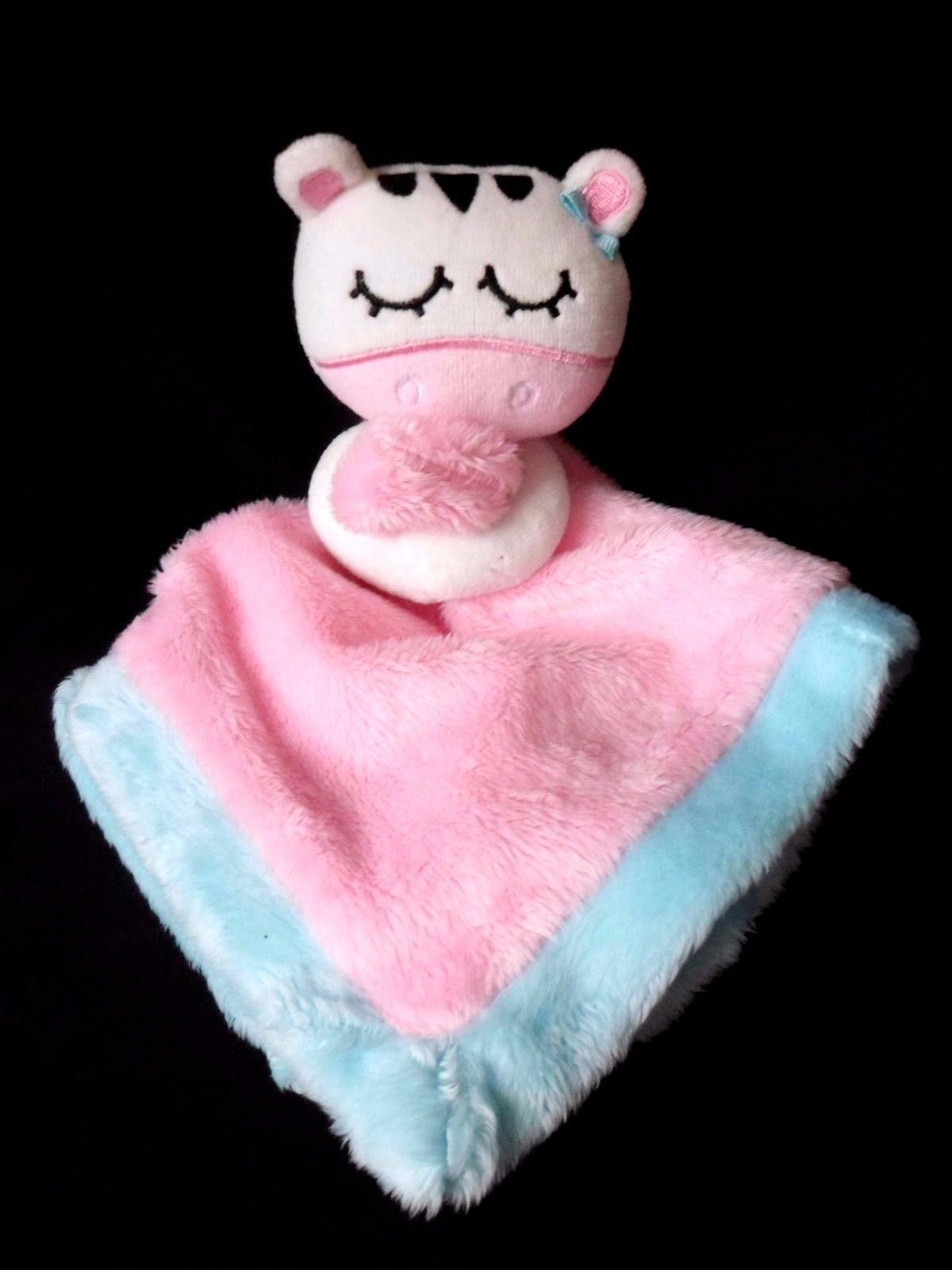 65bcef0867369 Gerber Security Blanket Cow Pink Blue Girl and 50 similar items
