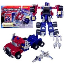 Hasbro Year 2002 Transformers Robots In Disguis... - $104.99