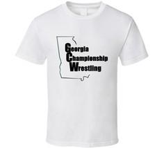 Georgia Championship Wrestling T Shirt - $19.23+