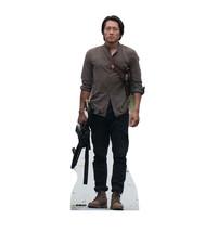 Glenn Rhee Steven Yeun Walking Dead Lifesize Cardboard Standup Standee 2084 - $39.95