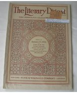 Antique Magazine The Literary Digest Studebaker Add 1914 - $14.99