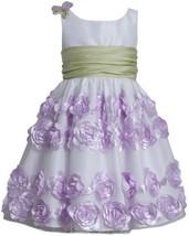 Lavender-Purple Die cut Bonaz Texture Mesh Overlay Dress LV3NA, Lavender, Bon...
