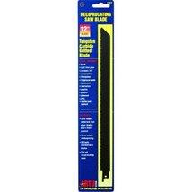 Tungston Carbide Grit Edge Reciprocating Saw Blade - $8.56
