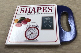 Shapes A Pull and Look Book #9781581176612 - $6.44