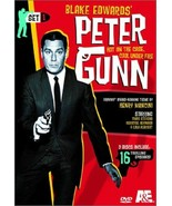 Peter Gunn, Set 1, New DVD, Craig Stevens, Herschel Bernardi, Lola Albri... - $17.81