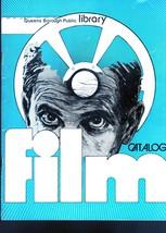 Film Catalog (1975) - $1.50