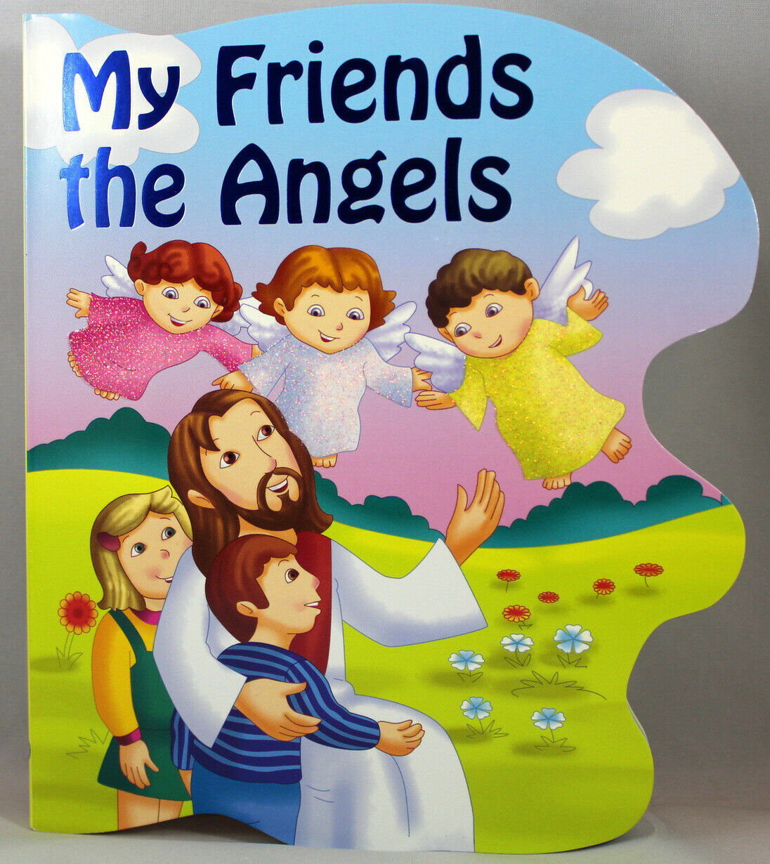 Primary image for My Friends the Angels Boardbook Kids St. Joseph Sparkle Books Ages 2-5 Childrens