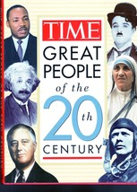 Great People of the 20th Century by Time Magazine - $13.90