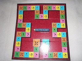 PICTIONARY Replacement Board Game Parts 2000 Hasbro - $17.74