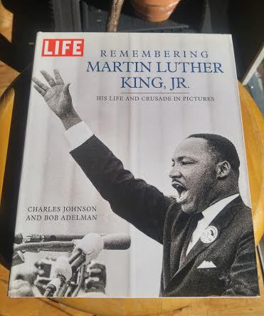Primary image for Life- Remembering Martin Luther King Jr by Charles Johnson and Bob Adelman