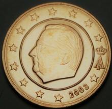 Belgium Euro Cent, 2003 Gem Unc~Albert II - $3.07