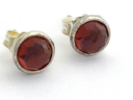 Authentic Pandora January Droplets Stud Earrings, 290738GR, New - £34.93 GBP