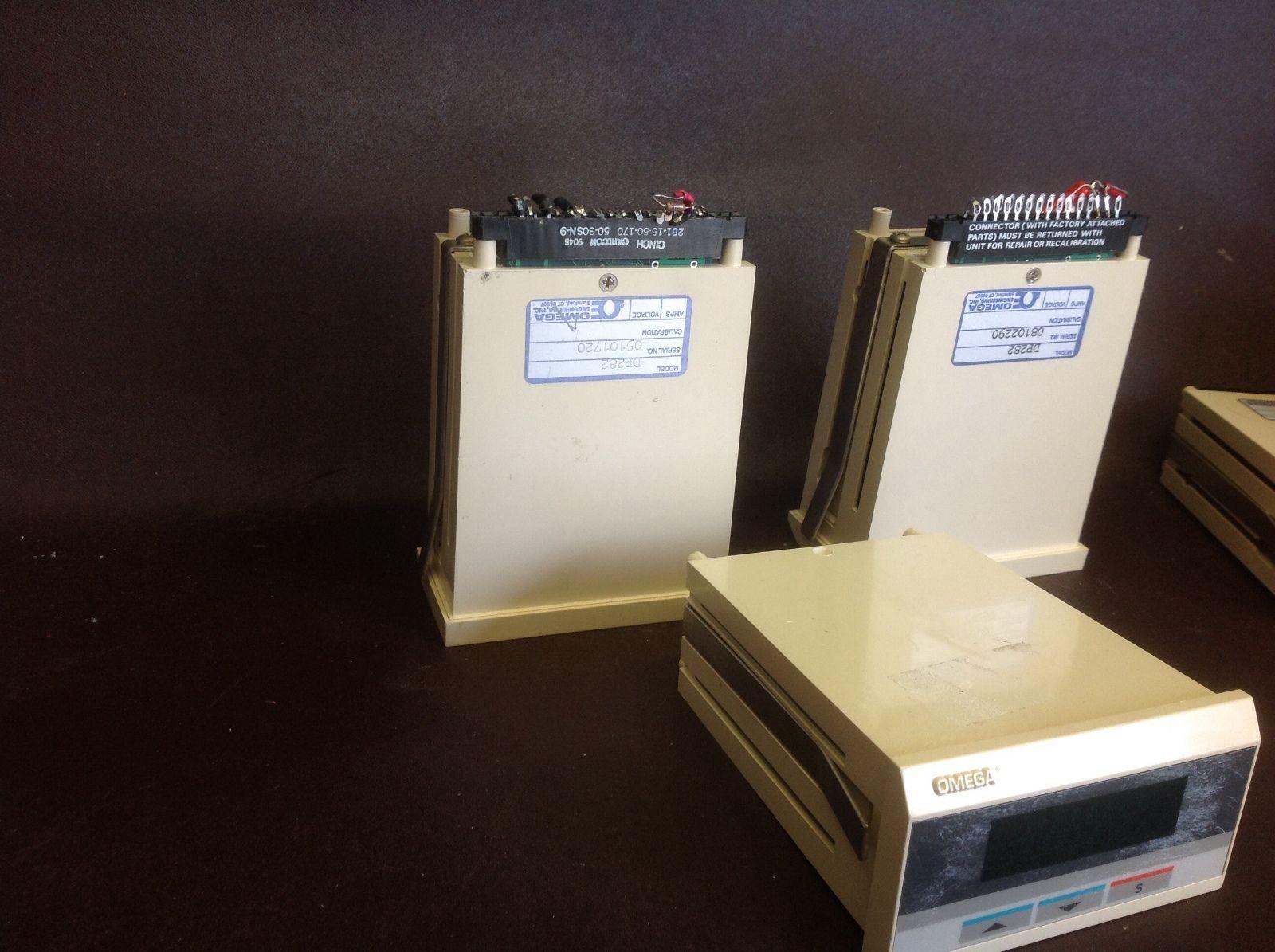 Omega Dp282 Temperature Controller Meter and 25 similar items