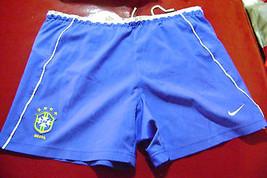 .soccer  vintage short  Brazil orig Nike M aprox..(Canada) - $29.70