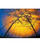 """Original 24x36 Landscape Canvas Art Reproduction """"Sunset Beauty"""" - $219.00"""