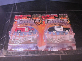 Tonka 2015 Vintage Police Cruiser & Holiday Express Delivery Truck - $8.81