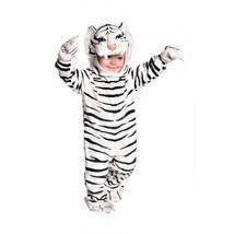 Underwraps Tigre Bianco Animale Abito Bambini Primi Passi Costume Halloween - $29.38