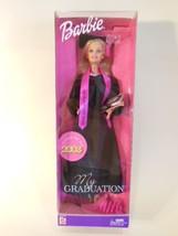 2003 My Graduation Barbie by Mattel NRFB 56522 HIGH SCHOOL COLLEGE MIB - $12.42