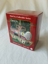 Carlton Cards Heirloom Ornament-Christmas Express - $9.90