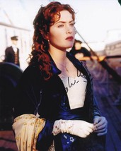 Kate Winslet In Person Authentic Autographed Photo Coa Titanic Sha #29561 - $75.00