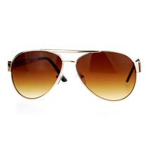 Designer Fashion Aviator Sunglasses Metal Frame Unisex Aviators - $9.95