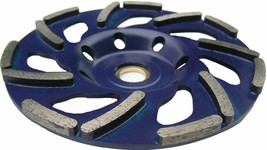 """6"""" DIAMOND CUP WHEEL FITS Bosch 1806E 6-Inch Angle Grinder - $78.21"""