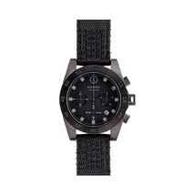 Electric DW01 All Black Men's Chronograph  Quartz Watch Nylon Strap EW00... - $183.81