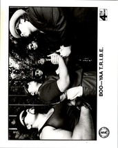 RARE Original Press Photo of Boo-Yaa T.R.I.B.E. a Hip Hop Music group - $49.49