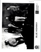 RARE Original Press Photo of Blue Highway a Con... - $49.49