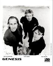 RARE Original Press Photo of Genesis an English Rock Band - $49.49