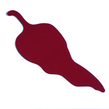 Chilli Pepper Cutouts Plastic Shapes Confetti Die Cut FREE SHIPPING - £5.56 GBP
