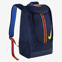 NIKE FC BARCELONA ALLEGIANCE SHIELD COMPACT SOCCER BACKPACK Midnight Navy - ₹3,893.44 INR