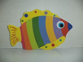 Pair Colorful Fish Shaped  Plates - $9.99
