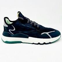 Adidas Originals Nite Jogger 3M Boost Black Womens Sneakers Size 10.5 EE... - $69.95