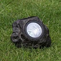 LED Lamp Garden  Solar Light Rock - $22.53
