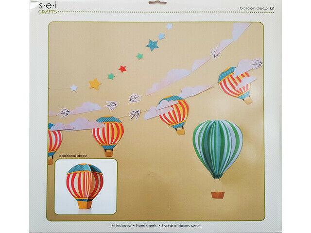 SEI Crafts Balloon Décor Kit, Birthday or Holiday Décor