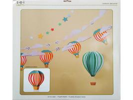 SEI Crafts Balloon Décor Kit, Birthday or Holiday Décor image 1