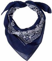 """12 Pack Premium Cotton Head Wrap Scarf Bandana Multiple Colors 22"""" X 22"""" image 6"""