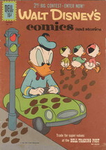 Walt Disney's Comics and Stories #251 VG; Dell | low grade comic - save ... - $9.25